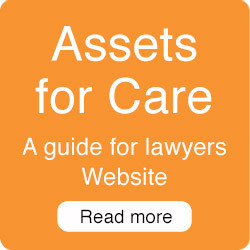 Seniors Rights Assets for Care